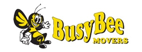 Busy Bee Movers Logo