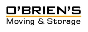 O'Brien's Moving &Storage Logo