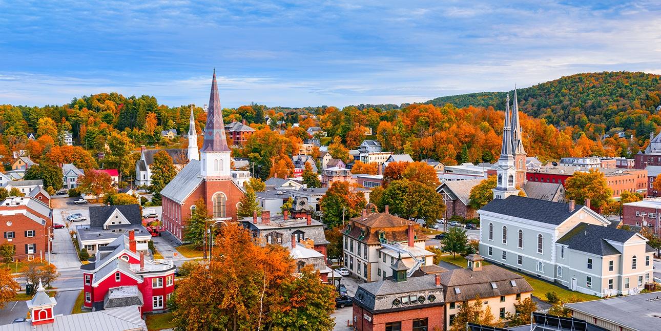 Burlington, Vermont – Your New Fall Destination